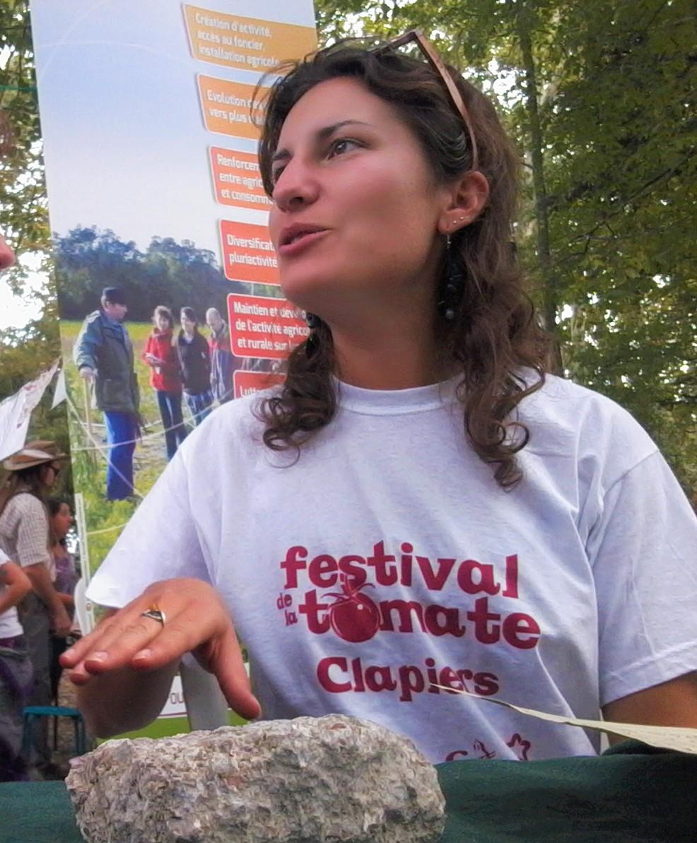 Emeline Lemoine - consommatrice nature et progrès