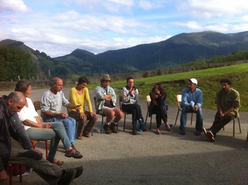 réunion groupe local nature et progrès 65