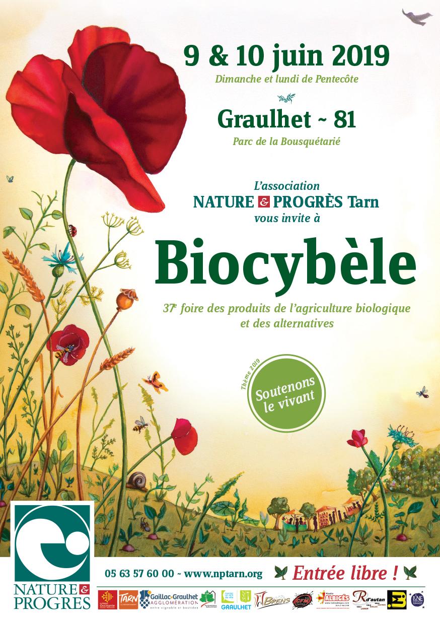 foire biocybèle nature et progrès Tarn