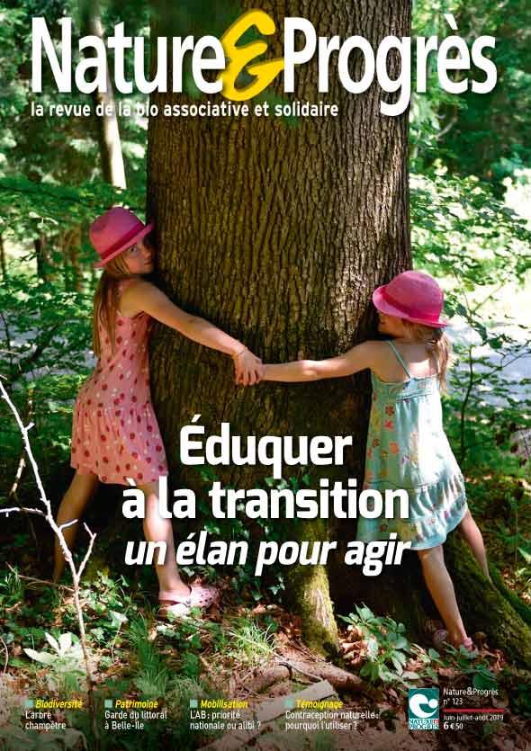 Revue Nature et Progrès n° 123